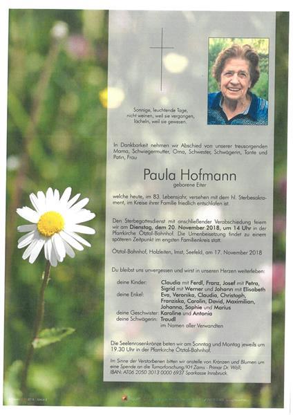 Sterbefälle Haiming In Tirol Startseite Unsere Gemeinde Aus